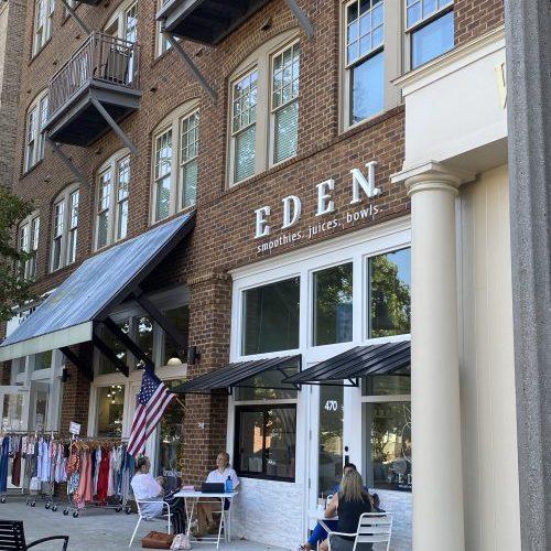 Eden Woodstock